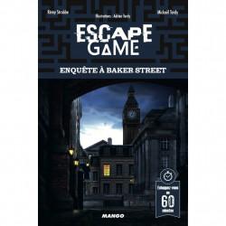 Escape Game - Enquête à Baker Street