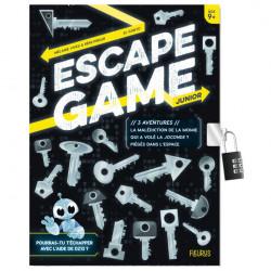 Escape Game Junior x3 Aventures 2