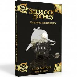 Sherlock Holmes - Livre 7 - Enquêtes Surnaturelles
