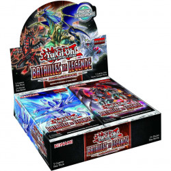 Yu-Gi-Oh! - 24 Boosters - Batailles de Légende...