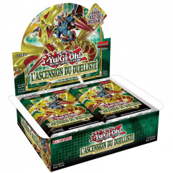 Yu-Gi-Oh! - 24 Boosters - L'Ascension du Duelliste