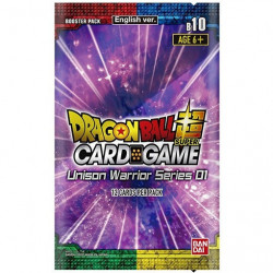 Dragon Ball Super Card Game - B10 Unison...