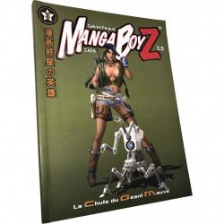 Manga Boyz 3.0 : La Chute du Géant Mauve