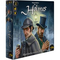 Holmes, Sherlock contre Moriarty