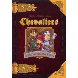 Chevaliers - La BD dont vous êtes le héros