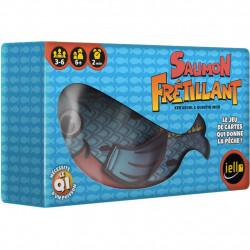 Saumon Frétillant - Version Bleue