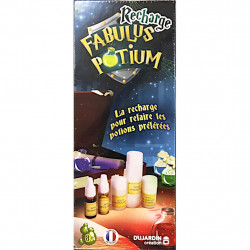 Fabulus Potium - Recharge