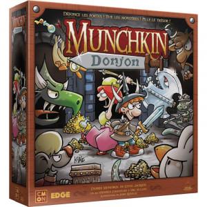 Boite de Munchkin Donjon