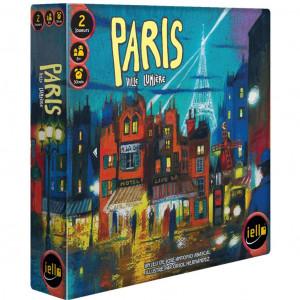Boite de Paris : Ville Lumière