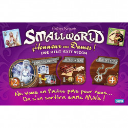 Smallworld Honneur aux Dames
