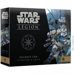 Star Wars : Légion - Soldats CRA