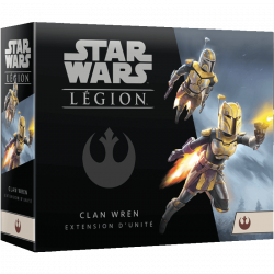 Star Wars : Légion - Clan Wren