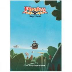 Pirates - La BD dont vous êtes le héros