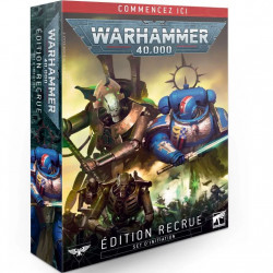 W40K : Set d'Initiation - Edition Recrue