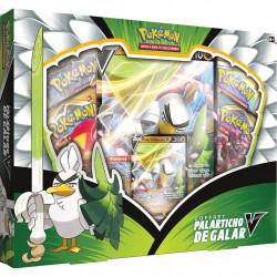 Coffret Pokémon Palarticho de Galar-V
