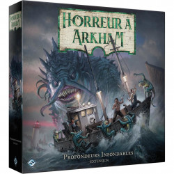 Horreur à Arkham 3ème Edition : Profondeurs...