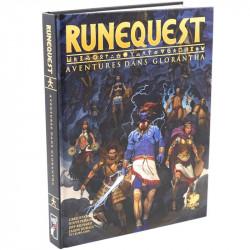 RuneQuest - Aventures dans Glorantha (Livre de...