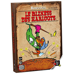 Bohnanza 7 Joueurs - Le Bizness des...