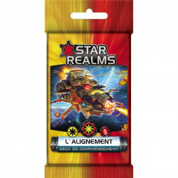 Star Realms :  Deck de Commandement - L'Alignement