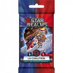 Star Realms :  Deck de Commandement - La Coalition