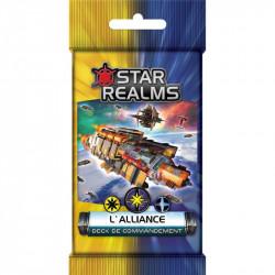 Star Realms :  Deck de Commandement - L'Alliance