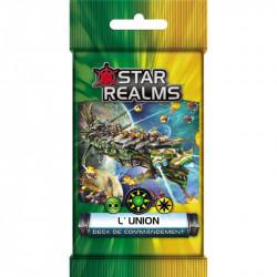 Star Realms :  Deck de Commandement -...