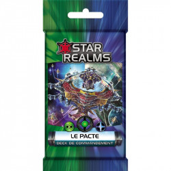 Star Realms :  Deck de Commandement - Le Pacte
