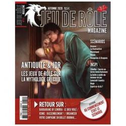 Jeu de Rôle Magazine 51