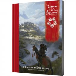 La Légende des Cinq Anneaux JDR - L'Empire...