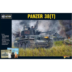Bolt Action : Panzer 38(T)