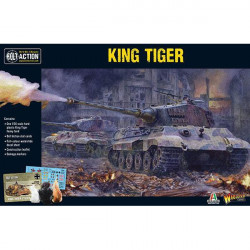 Bolt Action : King Tiger