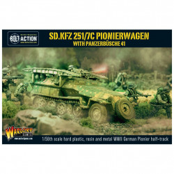 Bolt Action : German Pionierwagen