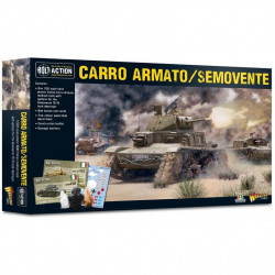 Bolt Action : Carro Armato / Semovente