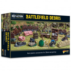 Bolt Action : Battlefield Debris