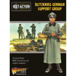 Bolt Action : Blitzkrieg German Support Group
