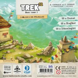 Trek 12 Base Camp 1 (Bloc de feuilles)