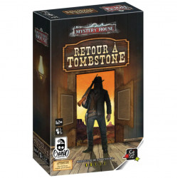 Mystery House 3 - Retour à Tombstone