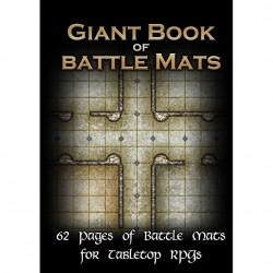 Livre Plateau de Jeu : Giant Book of Battle...