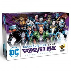 DC Comics Deck-Building : Forever Evil
