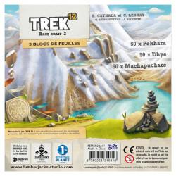 Trek 12 Base Camp 2 (Bloc de feuilles)
