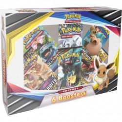 Pokémon - Coffret 6 Boosters 2020