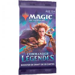 Magic : Commander Légendes - Booster VF