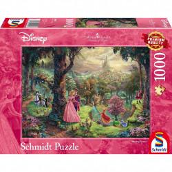 Puzzle Disney Kinkade - La Belle au Bois...