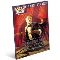 Escape Quest 8 - Houdini Face au Synode