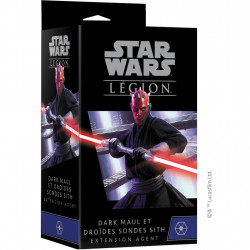 Star Wars : Légion - Dark Maul et Droïdes...