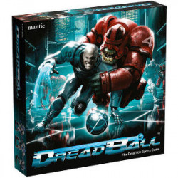 DreadBall - The Futuristic Sports Game