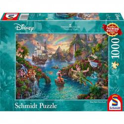 Puzzle Disney Kinkade - Peter Pan - 1000 pièces