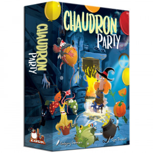 Boite de Chaudron Party