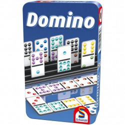 Domino - Boîte Métal