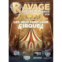 Ravage Jeux de Plateaux Hors Série 10
